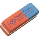 Läufer Doppelradierer Universal 04400 f. Blei- Farbkopierst.+Tinte