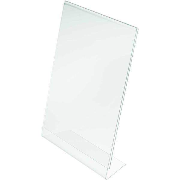 Deflecto Tischaufsteller Classic Image Nr. 47501 148x53x209cm transparent