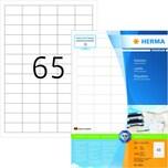 Herma SuperPrint-Etiketten Nr. 4606 weiß PA 13.000 Stk 381x212mm