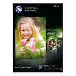 HP Everyday Fotopapier A4 200g Nr. Q 2510A. PA= 100 Blatt. glänzend