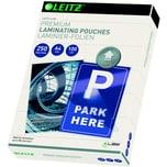 Leitz Laminierfolientasche A4 glänzend Nr. 7484 PA 100Stück glasklar iLam