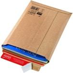 ColomPac Versandtasche B5 selbstklebend braun ohne Fenster Wellpappe