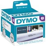 Dymo Adressetikett 28x89mm weiß Nr. 1983173. PA= 130 Etiketten/Rolle