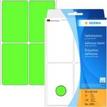 Herma Universaletikett Nr. 2495 grün PA= 128Stk. 52x82mm