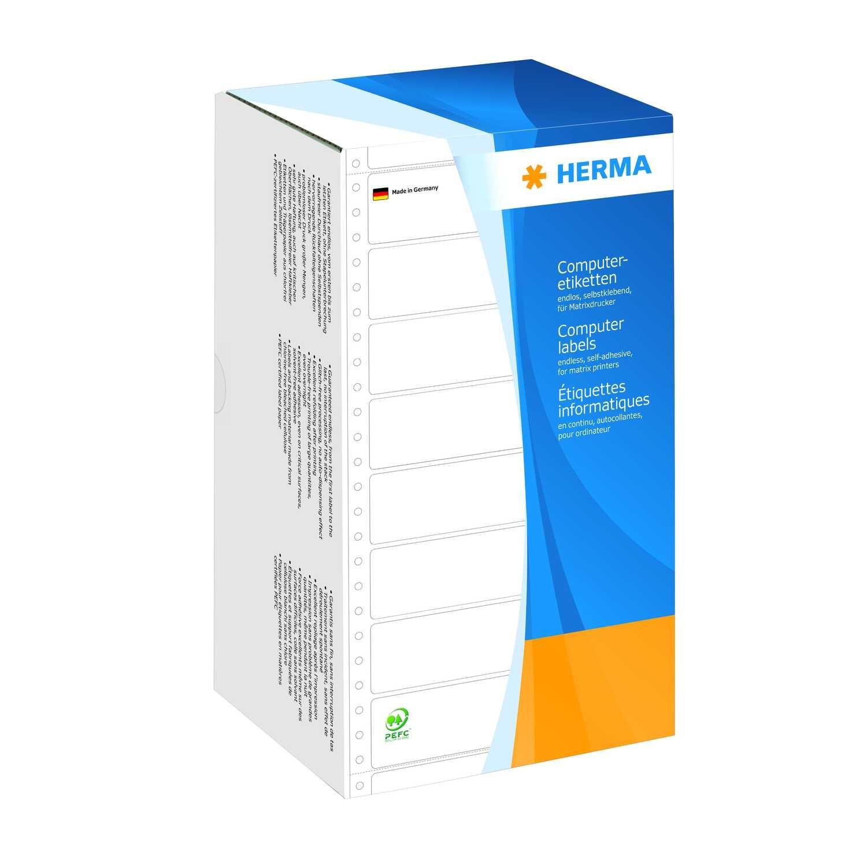 Herma Endlos-Etikett Nr. 8292 weiß PA 3.000 Stk 14732x992mm 1-bahnig