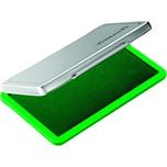 Pelikan Stempelkissen Größe 2 Grün Nr. 331033 7X11Cm Metallgehäuse