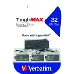 Verbatim USB-Stick ToughMAX 32GB Nr. 49331 USB 2.0 schwarz