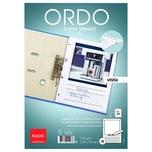 Elco Sichtmappe Ordo Vista A4 weiß Nr. 73692.10 PA 10 St 120g Papier