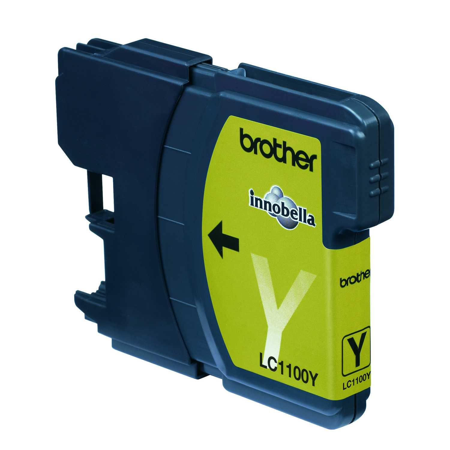 Brother LC1100HYY Tintenpatrone f. DCP-6690CW 750S ge