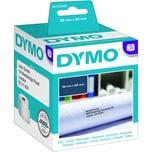 Dymo Versand-Etikett S0722400 Weiß Pa= 2X 260 Etiketten/Rolle 89X36Mm