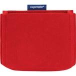 Magnetoplan Stiftehalter magnetoTray big 1227706 rot