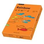 Rainbow Color Paper 80g A3 intensiv orange Nr. 88042456 PA 500 Blatt