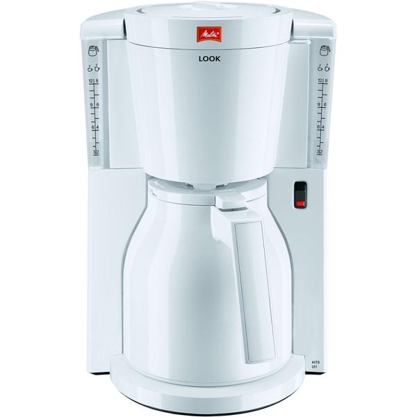 Melitta® Kaffeemaschine Look IV Therm 1011-09 weiß