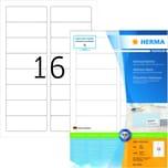 Herma Superprint-Etikett Nr. 4479 weiß PA 1.200Stk 889x338mm