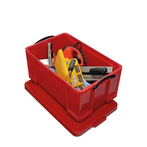 Really Useful Box Aufbewahrungsbox Nr. 64R 44x71x31cm 64 Liter
