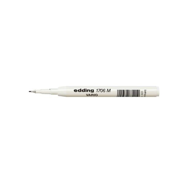 Edding Finelinermine 1706M schwarz Nr. 4-1706001 ca. 05mm für Vario