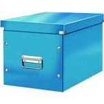 Leitz Archivbox Click & Store Cube A4 Nr. 6108-36 32x36x36cm blau