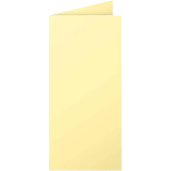 Clairefontaine Faltkarte Pollen DL 210g Nr. 2576C chamois PA 25 Stück