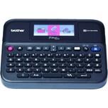 Brother Beschriftungsgerät P-touch D600VP Nr. PTD600VPZG1 schwarz