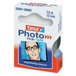 tesa Klebefilm Nachfüllrolle 12mmx 75m Nr. 56661 Photo-Film transparent