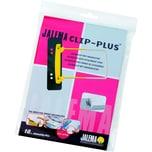 Jalema Abheftbügel Plus gelb/weiß Kunst. Nr. 5712600 PA 10Stk 50mm