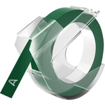 Dymo Prägeband 520105 selbstklebend Kunststoff 9mmx3m. glänzend grün