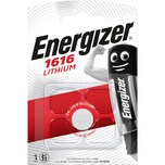 Energizer Knopfzelle CR 1616 Lithium Nr. E300843903. 3V. 60mAh