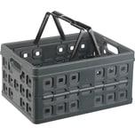 Helit Klappbox the flap-line 32 Liter Griff anthrazit Nr. H6180188