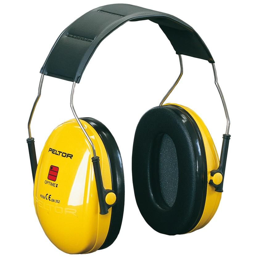 Peltor Kapselgehörschutz Optime H510AC1 gelb