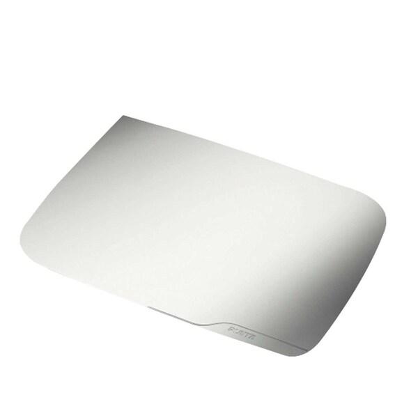 Leitz Schreibunterlage PVC glasklar Nr. 5311-02 65x50cm ohne Folienauflage