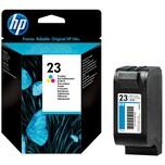 HP Tintenpatrone C1823D Nr. 23 für DJ 890 30 ml c/m/y