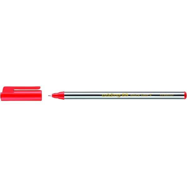 Edding 88 Fineliner office liner rot Nr. 4-88002 06mm Kunststoffspitze