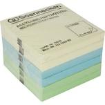 Soennecken Haftnotiz 75x75mm sortiert Nr. 5832 6 Block à 100 Blatt Recycling