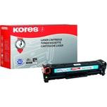 Kores Toner G1236RBB wie HP CF211A 131A 1.800Seiten cyan