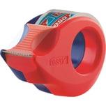 Tesa Handabroller Mini rot/blau Nr. 57858 bis 19mm x 10m gefüllt