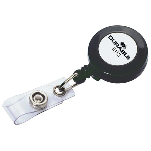 Durable Ausweishalter Jojo anthrazit Nr. 8152-58 ca. 80cm PA= 10 Stück