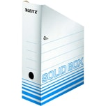Leitz Archiv-Stehsammler Solid 100mm Nr. 4607-30 10 x 32 x 26cm hellblau