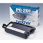 Brother Thermotransferrolle PC201 für. Fax 1010/1020/1030 420 S.
