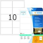 Herma Folien-Etikett Nr. 8330 weiß PA 250Stk 991x57mm Versandetikett