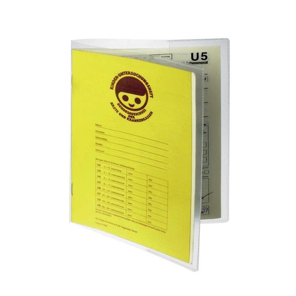 Durable Ausweishülle transparent A5 Nr. 2140-19 210 x 148mm