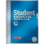 BRUNNEN Collegeblock Student A4 Nr. 1067147. 90g. 80 Blatt. punktiert