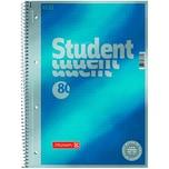 Brunnen Collegeblock Student A4 Nr. 1067147 90g 80 Blatt punktiert
