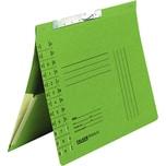 Falken Pendelhefter A4 RC Karton grün Nr. 15033814 Behördenheft. Dehntasche