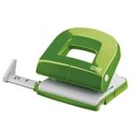 Novus Locher E216 grün Nr. 025-0547 ca.16 Blatt