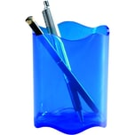 Durable Stifteköcher transluzent blau Nr. 17012355-40 1 Fach Ø 8 x 102cm