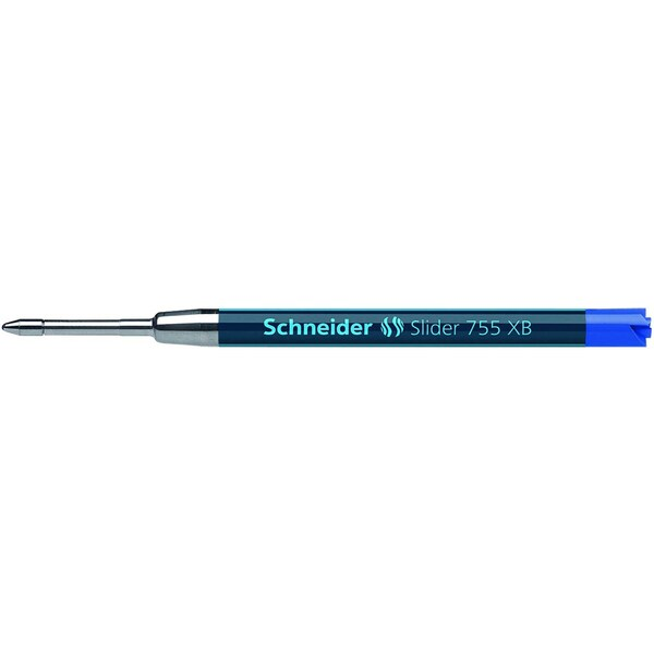 Schneider Kugelschreibermine Slider 755 Nr. 175503 XB blau G2-Großraum