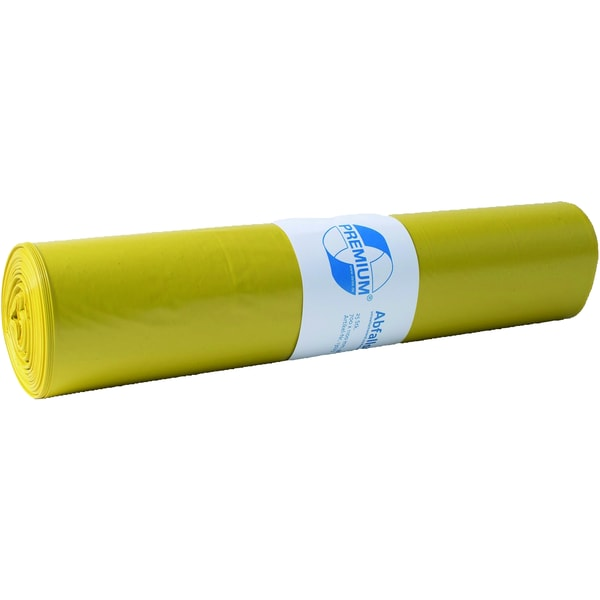 Abfallsäcke Standard gelb 70 Liter Nr. 445000510 PA 25 Stück