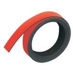 Franken Magnetband rot Nr. M802 01 10mmx1m Stärke 1mm