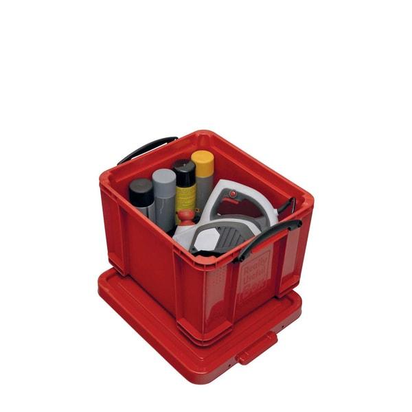 Really Useful Box Aufbewahrungsbox Nr. 35R 39x48x31cm 35 Liter