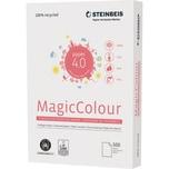 Steinbeis Kopierpapier MagicColour 100% Altpapier gelb Nr. K2001555080A. A4 80g. PA= 500 Blatt